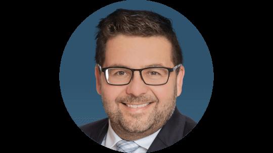 Bürgermeister Thomas Kaufmann Gemeinde Immenreuth